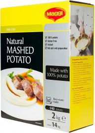 MAGGI Potato Instant Mash Natural 2Kg
