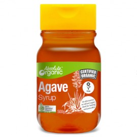 ORGANIC AGAVE SYRUP 500ml