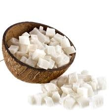 DRIED COCONUT CHUNKS 500g