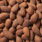 DRY ROASTED SALTED ALMONDS 1KG