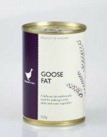 FRENCH GOOSE FAT 350G