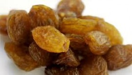 Jumbo Gold Raisins 1kg