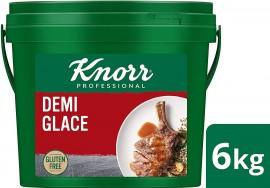 KNORR DEMI GLACE GRAVY SAUCE 6KG