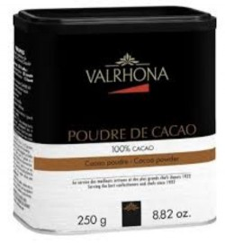 VALRHONA DUTCH COCOA POWDER 250G