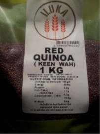 RED QUINOA SEEDS 1KG