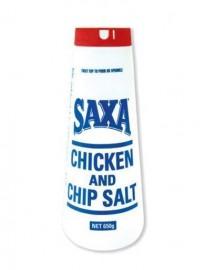 SAXA CHICKEN AND CHIPS SALT 650g