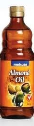 MELROSE SWEET ALMOND OIL 500ml