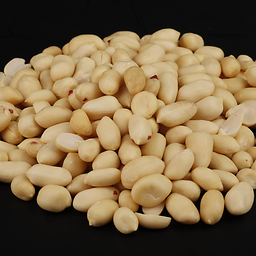 BLANCHED/ RAW PEANUTS UNSALTED