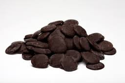 DARK CHOCOLATE BUTTONS 1KG