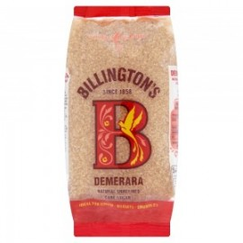 DEMERARA NATURAL UNREFINED CANE SUGAR 500g