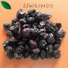DRIED WHOLE BLUEBERRIES 1KG