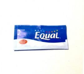 EQUAL SUGAR SACHETS - 750 per box