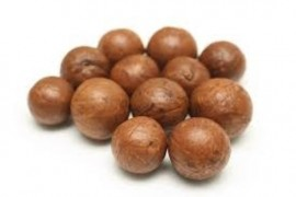 AUSTRALIAN DRY ROASTED MACADAMIA NUTS IN SHELL 1KG