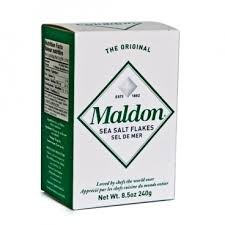 FAMOUS MALDON SEA SALT 240g