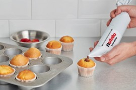 NEW NUTELLA PIPING BAGS 1KG - NO MESS OR FUSS