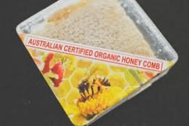 AUSTRALIAN TASSIE HONEY COMB 300g