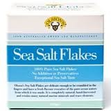 SEA SALT FLAKES FROM THE GREAT AUSTRALIAN BIGHT 250G